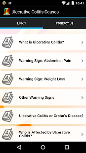 Ulcerative Colitis Causes - screenshot