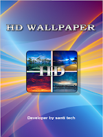 Screenshot of HD Wallpapers