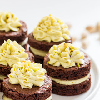 Mini Chocolate Layer Cakes