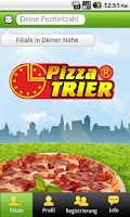 Screenshot of Pizza Trier