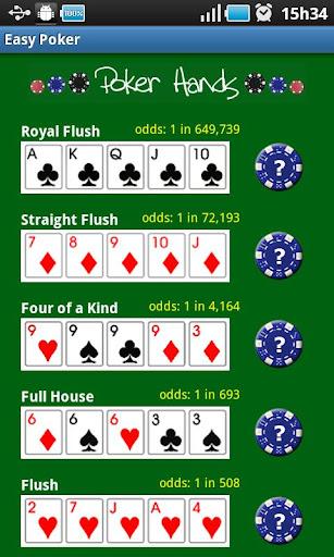 Easy Poker