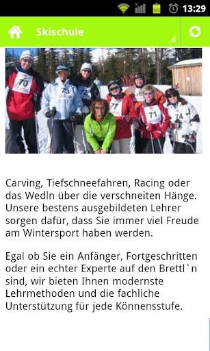 Skischule Bergeralm Steinach
