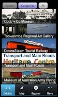 Screenshot of Toowoomba Transport Trail