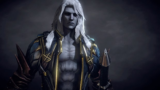 Alucard could appear as a playable character in Castlevania: Lords Of Shadow 2 DLC