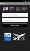 Screenshot of SKY Mobile