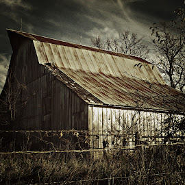 by Karen McKenzie McAdoo - Buildings & Architecture Decaying & Abandoned