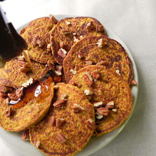 Healthy Vegan Pumpkin Pancakes Recipes
