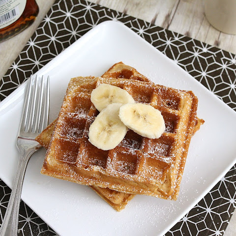 Waffles+with+peanut+butter+and+syrup Recipes | Yummly