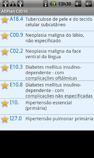 【免費醫療App】AEPlan CID 10-APP點子