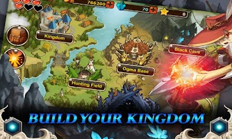 Screenshot of Kingdom & Dragons