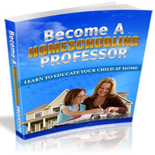 Homeschooling Professor LOGO-APP點子