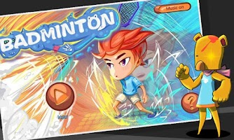 Screenshot of Badminton free