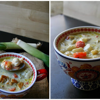 Fiskesuppe (Norwegian Cod and Root Vegetable Chowder)