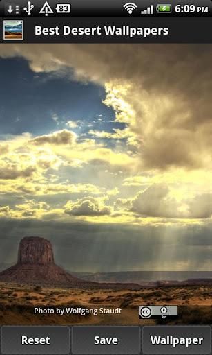 【免費個人化App】Best Desert Wallpapers-APP點子