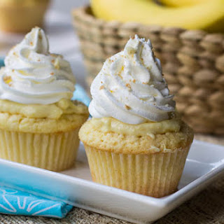 Banana Pudding Cupcakes Recipes