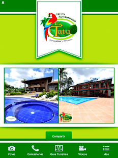 Finca Hotel La Tata - screenshot