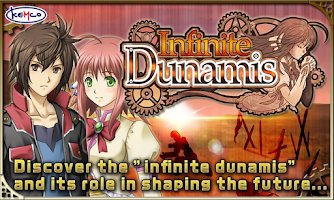 Screenshot of RPG Infinite Dunamis - KEMCO