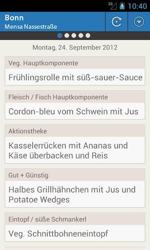 Mensa Bonn