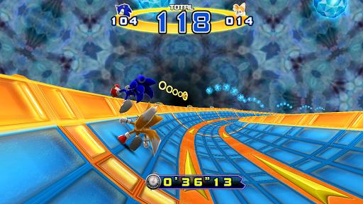 Sonic 4 Episode II THD - screenshot