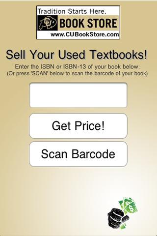 Sell Books Univ of Colorado