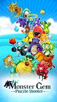 Screenshot of Pet Monster Gem:Puzzle Shooter