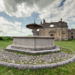Church of San Bonaventura by Erik Pettinari - Landscapes Travel ( church, italia, canale monterano, lazio, italy )