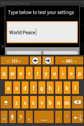 Any Orange Anysoft Keyboard