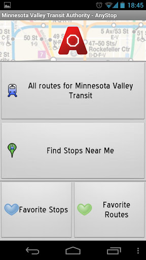 Minnesota Valley MVTA: AnyStop