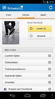 Screenshot of SchaatsApp.nl - Voor natuurijs