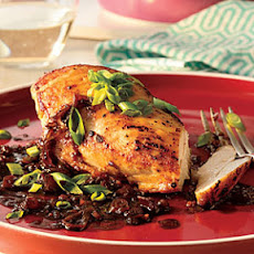 Balsamic and Shallot Chicken Breasts