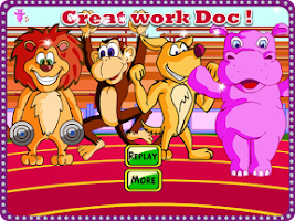 Screenshot of Animal at Doctor