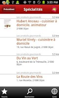 Screenshot of Click 'n Visit Dijon Beaune