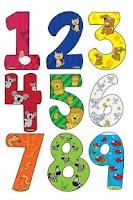 Screenshot of Numbers For Kids