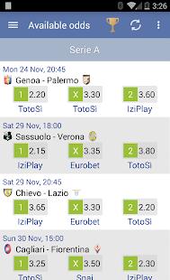 Italian Soccer 2016/2017 APK for Bluestacks