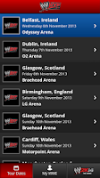 Screenshot of WWE Live Tour: UK