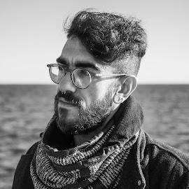 Naruto by Mauro Amoroso - People Portraits of Men