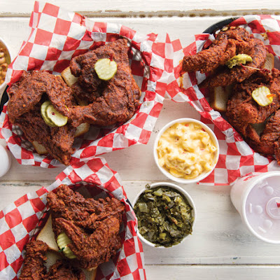 Hattie B's Hot Chicken From 'Fried & True'