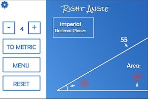 Screenshot of Trigonometry Calculator