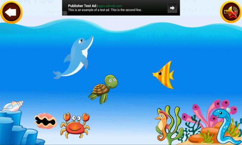 Toddler Undersea Adventure Android Apps On Google Play