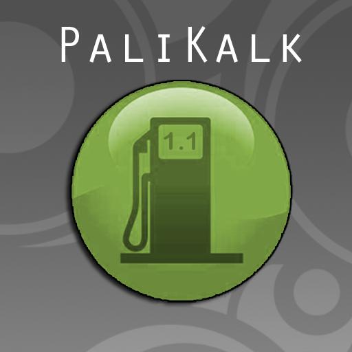 PaliKalk - Kalkulator paliwowy LOGO-APP點子