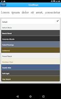 Screenshot of Digitalbok e-bok