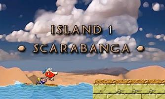 Screenshot of Bob's Island Odyssey Lite