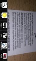Screenshot of Magnifier Full Screen Free
