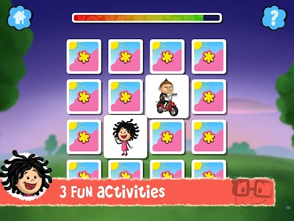 Ella Bella Bingo Bicycle Thief Screenshot
