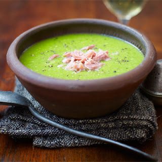 Pea And Ham Soup Frozen Peas Recipes