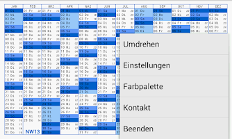 Screenshot of Schulferien 2015/2016