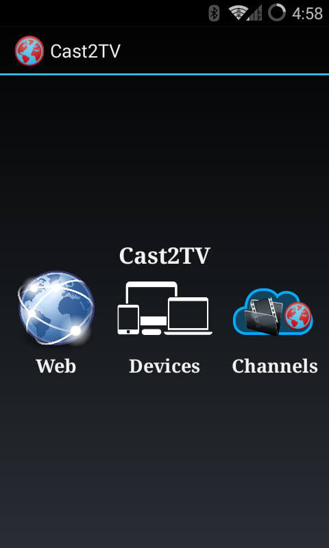 Cast2TV-PRO(ChromeCast etc) Screenshot 0