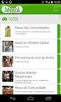 Screenshot of Litoral FM