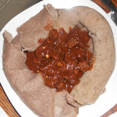 Ethiopian Spicy Beef Stew (Key Wat)