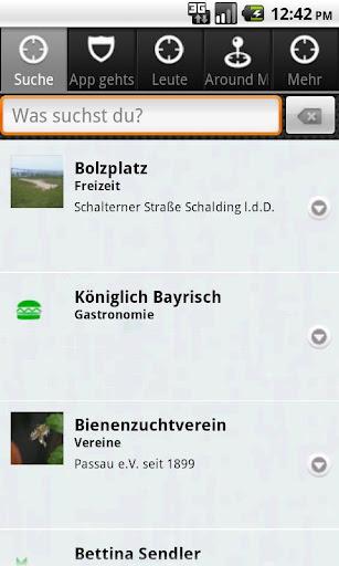 Passau geht App